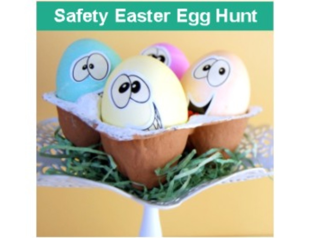 FUN EASTER SAFETY PROMOTION IDEA