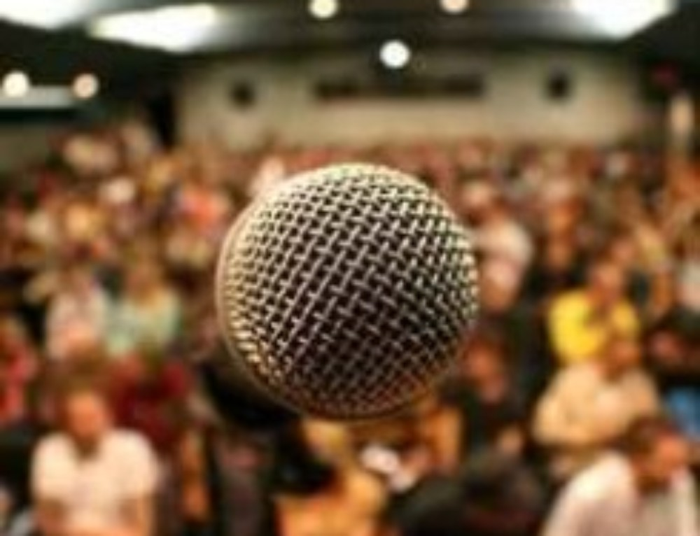 YOU NEED TO USE A MIC! A Common Mistake Amateur Safety Speakers Make